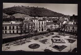 CPM, Malaga (Andalousie Espagne), Plaza De La Victoria Y Gibralfaro, Années 1960 - Malaga