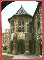 CARTOLINA VG REGNO UNITO - CANTERBURY - La Cattedrale - Cathedral - 10 X 15 - ANNULLO 1976 - Canterbury