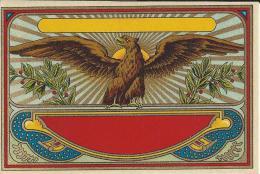 Chromo Etiquette/ Non Personnalisée/Produit D´Hygiéne/Aigle/GB?/ Vers 1890-1900         PARF69 - Etiquettes