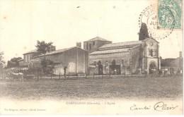 33 GIRONDE  CAMPUGNAN - Otros Municipios