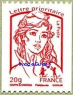 France Marianne De La Jeunesse Par Ciappa Et Kawena N° 4779 ** Le Gommé,  20 Grammes Roulette Rouge - 2013-... Marianne (Ciappa-Kawena)