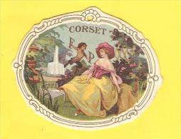 Old Labels, Promotional Labels Or Similar - Corset - Autres Collections