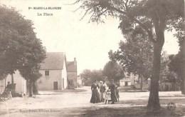 Sainte-Marie-la-Blanche (21)  La Place - Autres Communes