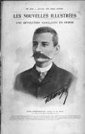 De 1903 - Article/photogravure - Pierre Karagoergevitch, Nouveau Roi De Serbie - - Oude Documenten