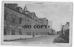 LA FERRIERE-AUX-ETANGS   -  Route De Flers  - L'hospice - France