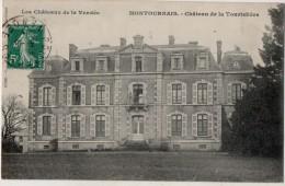 Montournais Chateau De La Tourtelière - France