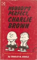 Charlie Brown-coronet Books Edition-vol.1-nobody's Perfect - Books, Magazines, Comics