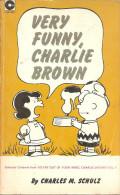 Charlie Brown-coronet Books Edition-vol.1-very Funny - Books, Magazines, Comics