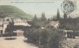 Besançon Les Jardins Du Casino De La Mouillere - Besancon