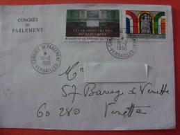 CONGRES DU PARLEMENT,signé Du Député DEGAUCHY - Frankreich
