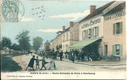 Yvelines - Juziers - Route Nationale - Sin Clasificación