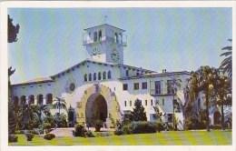 California Santa Barbara County Court House