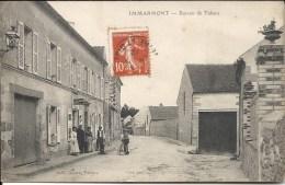 IMMARMONT Bureau De Tabacs Très Rare Cpa éditi Gaura - France