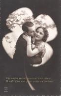 CARTE FANTAISIE - Un Couple Amoureux - Un Tendre Secret Nous Rend Tout Reveur - VAN - - Frauen