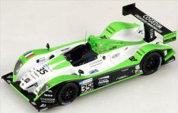 Pescarolo LMP2 Judd - Saulnier Racing - Ragues/Lahaye/Cheng - 3rd Class LMP2 24h Le Mans 2008 #35 - Spark - Spark