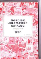 Nordisk Julemaerke Katalog Med Lokalmaerker 1977 238 Pages!! (c2) - Noorwegen