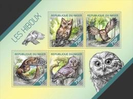 Niger. 2014 Owls. (204a) - Owls