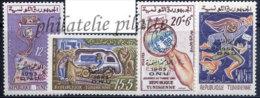 -Tunisie  576/79** - Tunisie (1956-...)