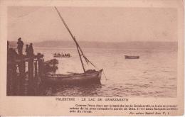 PC Palestine - Le Lac De Génézareth - 1932 (9629) - Israel