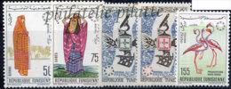 -Tunisie  611/15** - Tunisie (1956-...)