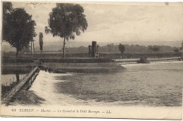Elbeuf- Martot- Le Grand Et Le Petit Barrage - Elbeuf