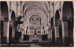PC Bethlehem - Interior Of Saint Catherine Church (9632) - Israel