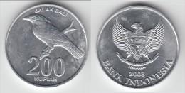TOP QUALITY **** INDONESIE - INDONESIA - 200 RUPIAH 2003 JALAK BALI **** EN ACHAT IMMEDIAT
