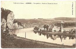 Anseremme - ANSERME - Vue Générale - Rocher - Tunnel De Moniat - Unclassified
