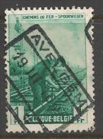 1946 1fr Railway, Used, - 1942-1951