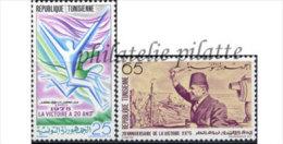 -Tunisie  802/03** - Tunisie (1956-...)