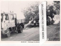 Barjac Petits Métiers Gaston Touraine Les Ponts Et Chaussées - France