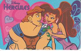 ARGENTINA(chip) - Disney/Hercules, Telefonica Telecard(F 46), 04/97, Used - Argentinien