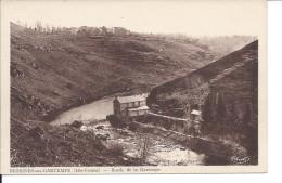 BESSINES-sur-GARTEMPE (Hte-Vienne) - Bords De La Gartempe - Bessines Sur Gartempe