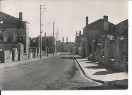 ORADOUR-SUR-GLANE (H.-V.) - Détruit Le 10 Juin 1944 (Classé Site Historique) - La Grande Rue - Oradour Sur Glane