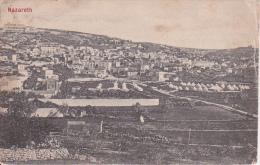 PC Nazareth - Panorama - 1911 (9642) - Israel