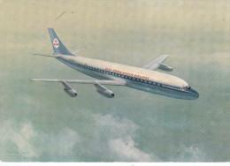 KLM'S DOUGLAS DC-8 (dil253) - 1946-....: Modern Era