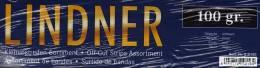 HAWID Klemmstreifen In Schwarz Neu 12€ Zum Schutz Von Briefmarken Sortiment LINDNER Paket 100 Gramm Off-cut Strips Black - Enveloppes Transparentes