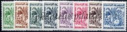 -Tunisie Taxes 74/81** - Tunisie (1956-...)