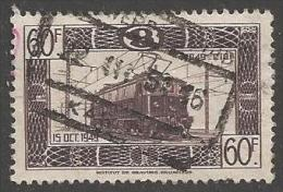 1949 60fr Railway, Used, - 1942-1951