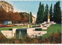 PARIS 12°-La Porte De Picpus,au Fond à Gauche,le Musée Des Arts Africains-Océaniens(voitures) Cpsm 15 X 10 N°5344 éd Lec - District 12