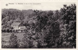 THIEUSIES - La Machine à Eau Et Les Cressonnières - Soignies