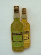 Pin´s  CHARTREUSE - Boissons