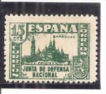 España/Spain-(MH/*) - Edifil  806 - Yvert  570 - 1931-50 Nuevos & Fijasellos