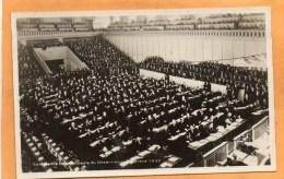 Conference Internationale Du Desarmement Geneve 1932 Postcard - GE Genève
