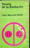 """""""TEORÍA DE LA EVOLUCIÓN"""" AUTOR JOHN MAYNARD SMITH- EDIT.ISTMO MADRID- AÑO 1966 PAG.397- USADO-GECKO. - Kultur"""