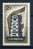 26476) LUXEMBURG Cept # 555 Postfrisch Aus 1956, 200.- € - Unused Stamps