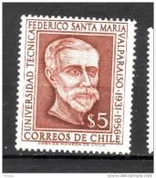 ##15, Chili, Chile, Université, University - Cile