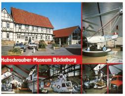 (PAR 299) Bückeburg Aviation Museum - Aircraft - Helicopter Etc - Hubschrauber