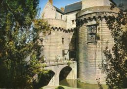Nantes Entrée Du Chateau Des Ducs De Bretagne 1968  CPSM Ou CPM - Le Croisic