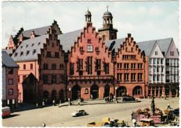 Frankfurt: DKW F89 UNIVERSAL GEMISCHTBAUWEISE / F89 ESTATE CONVERSION (´51), VW 1200 - Römer - (D) - Passenger Cars